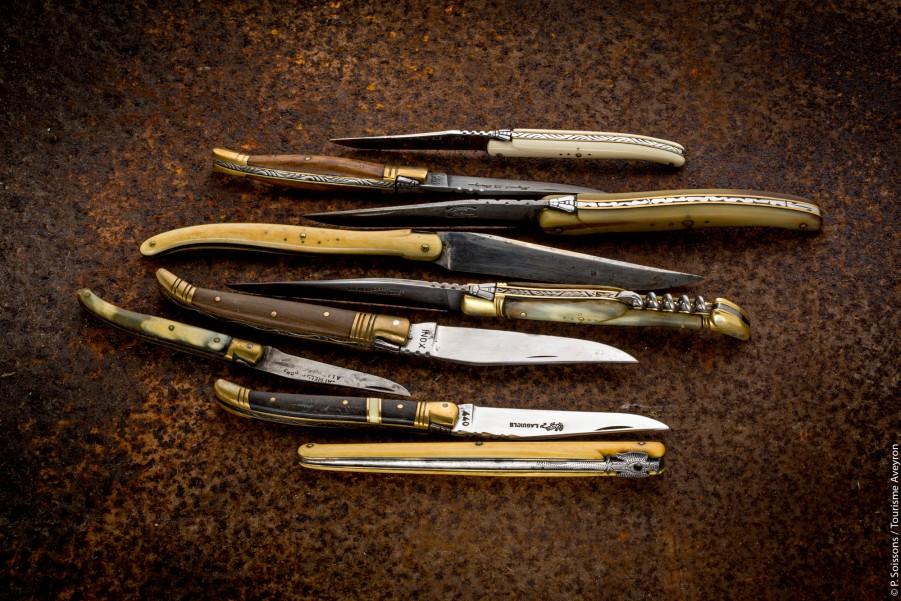 Laguiole à Thiers : les couteaux français